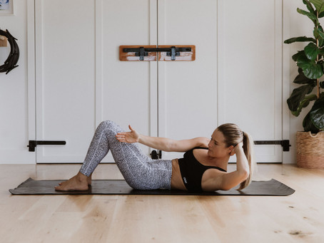 Your Everyday Morning Pilates Routine