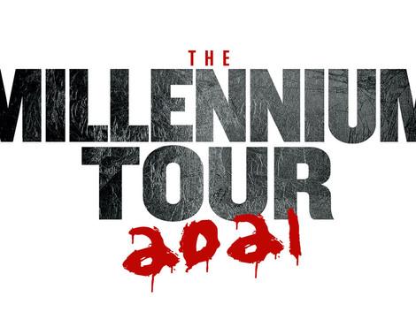 Back On The Road: Millennium Tour 2K21