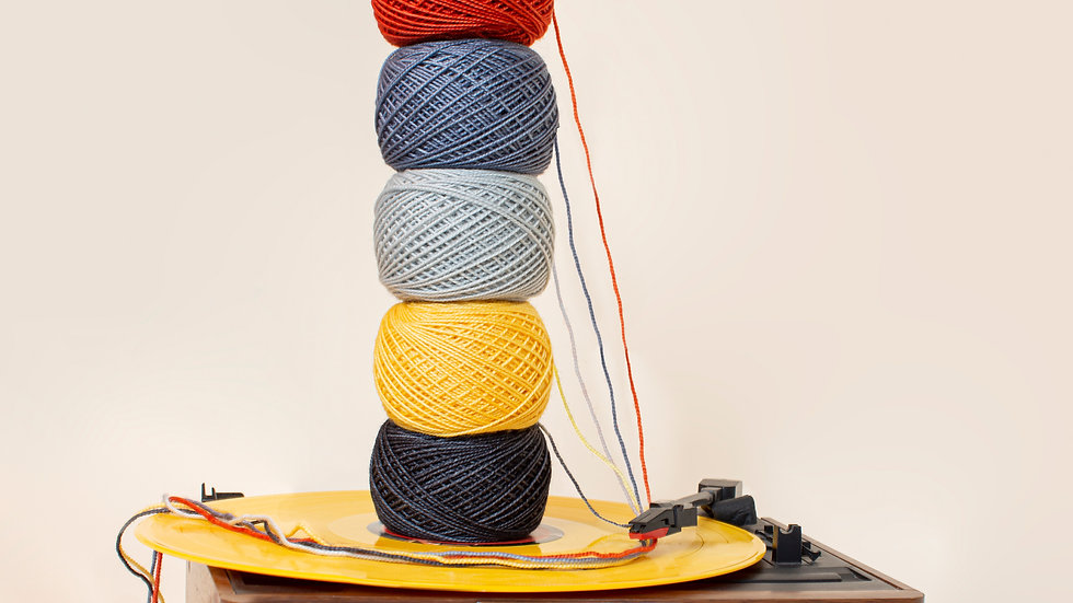 Camp Color High Fidelity Yarn Collection