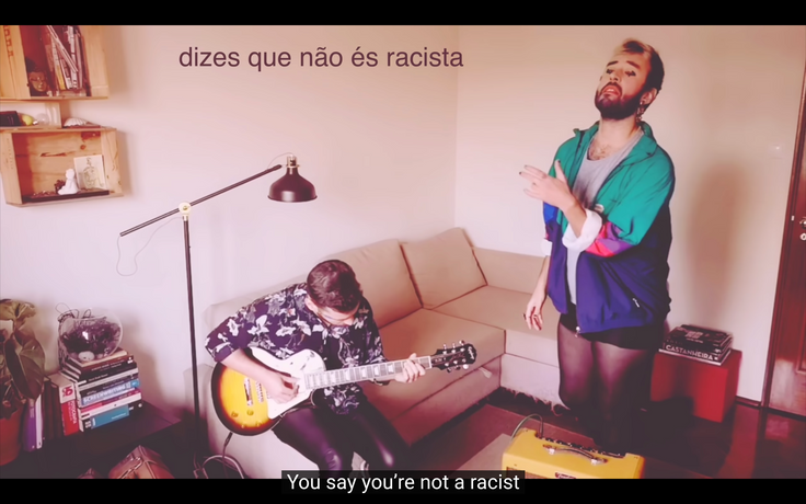 Lisboa, não sejas racista