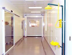 Packaging corridor