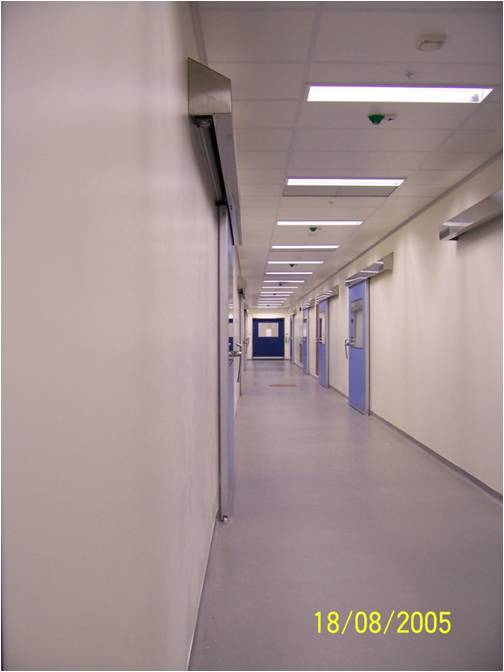 Production corridor