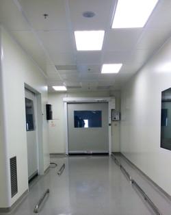 Production corridor