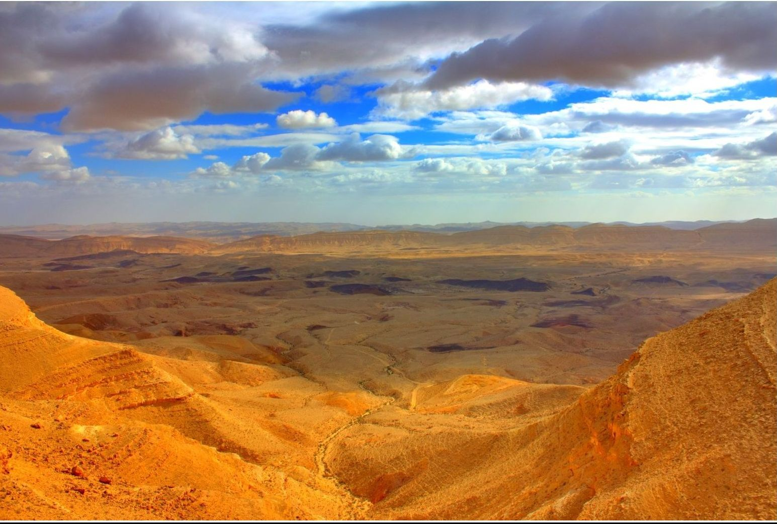 Located in the Negev desert