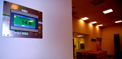 Controlled environment and monitors