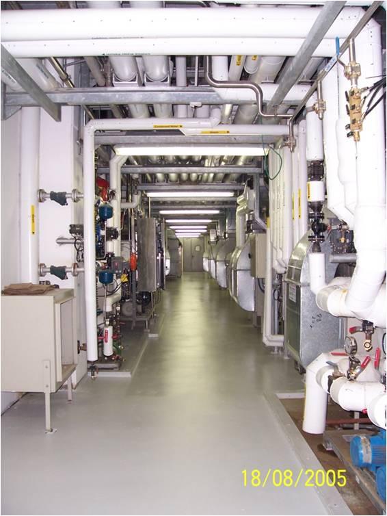 Technical corridor