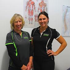 The friendly Matakana Physiotherapy team
