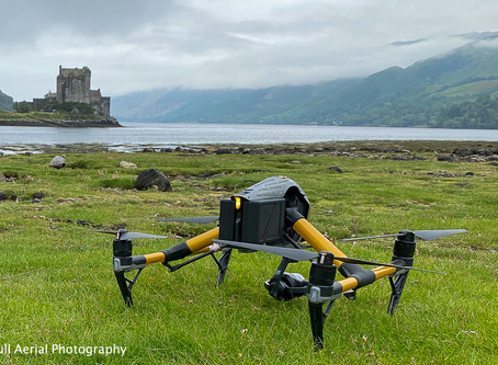 We're interested in aerial photography, what happens next?