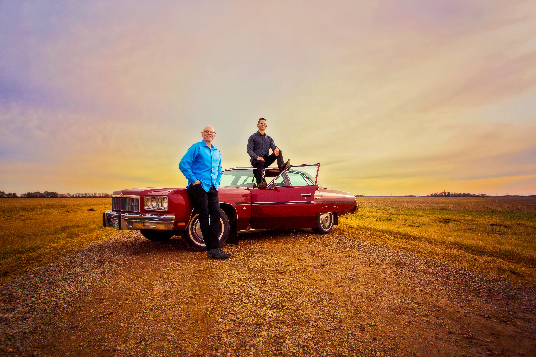 Reg & Andreas -1