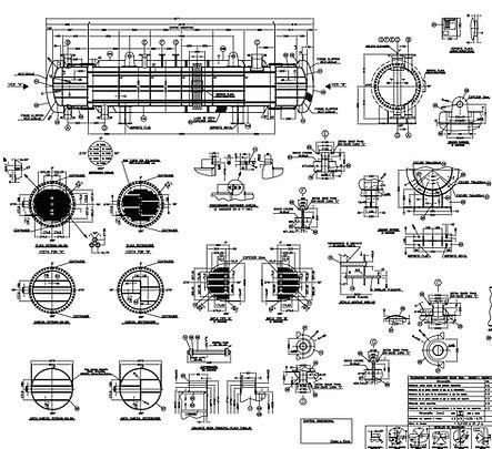 planos tuberias
