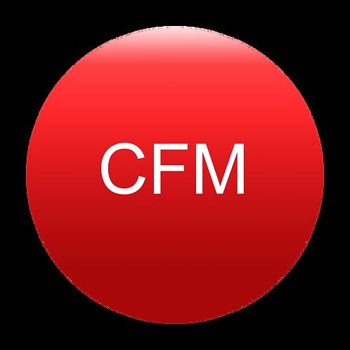 مدير مالي معتمد CFM