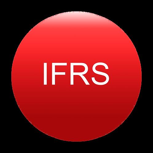 معايير الابلاغ المالي IFRS