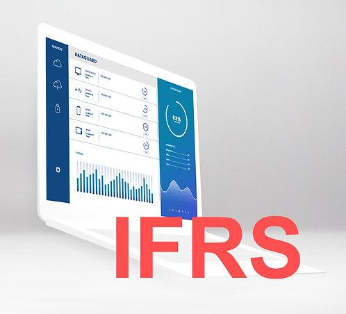 قاعدة اسئلة المعايير المحاسبية الدولية IFRS