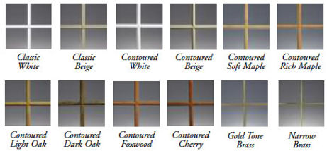 replacement  window grids by A1 Complete remodeling