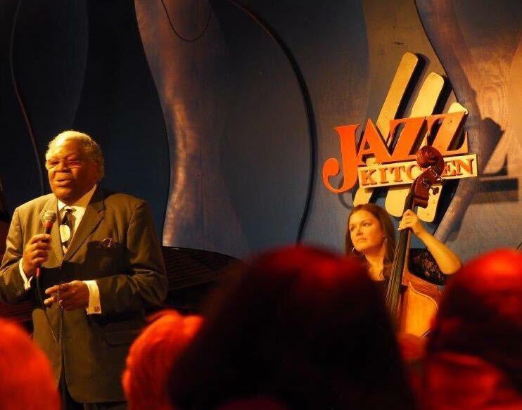 Everett Greene, Jazz Kitchen