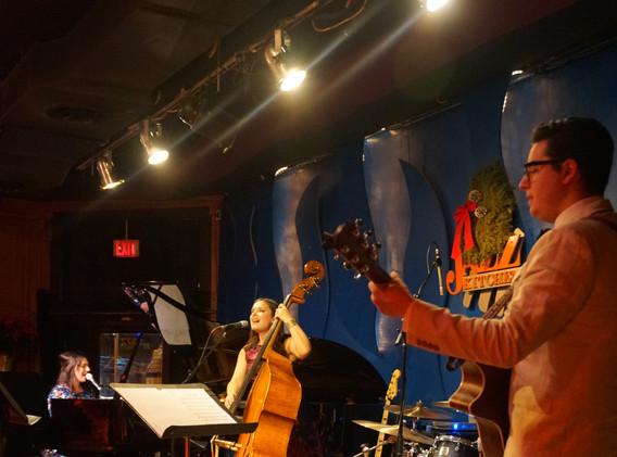 Sarah Scharbrough & Jon McLaughlin, Jazz Kitchen