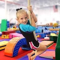 Bayside Ninja Rope Swing