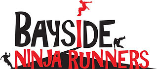 Bayside Ninja Runners Logo
