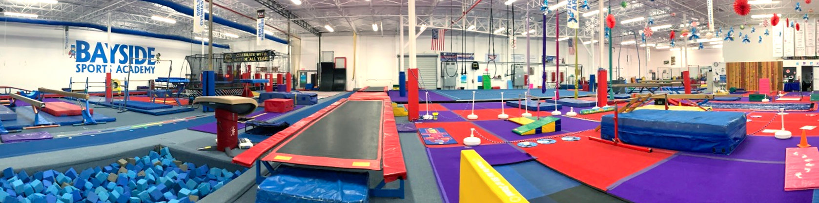 Sports Academy Gym in Saint Petersburg, Florida