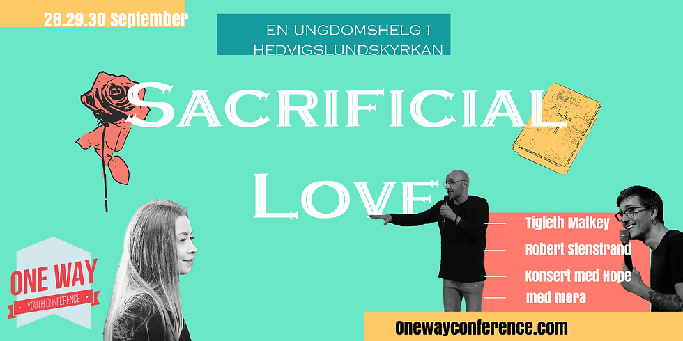 One Way Conference 2018