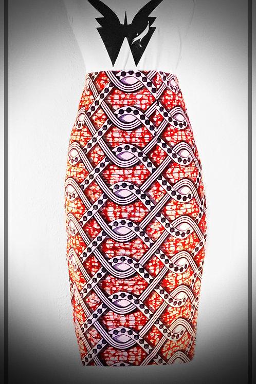 Warrior Pencil Skirt