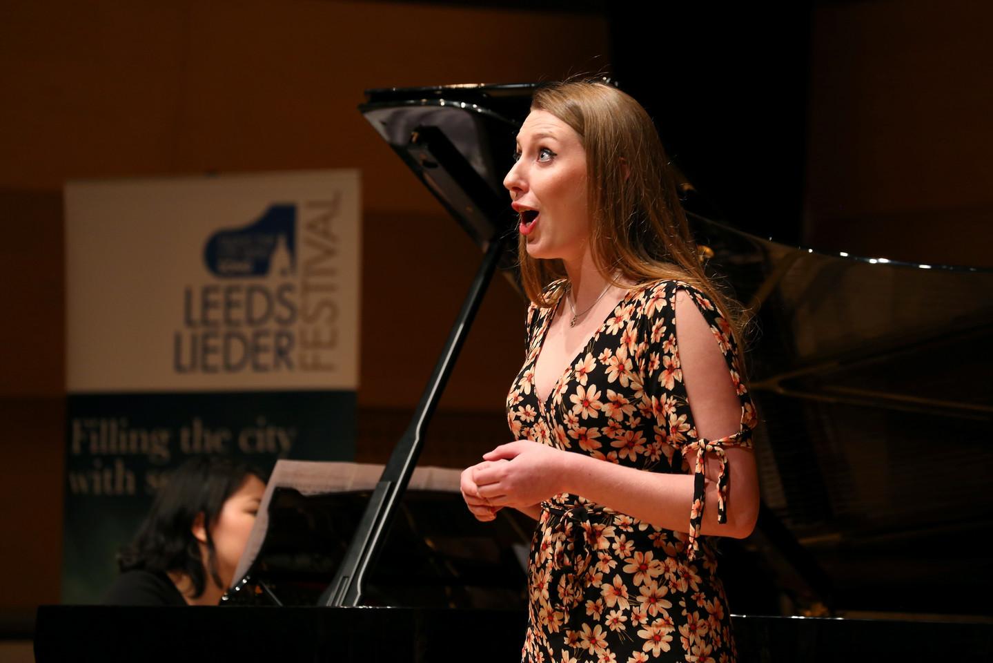 Leeds Lieder Young Artists Concert