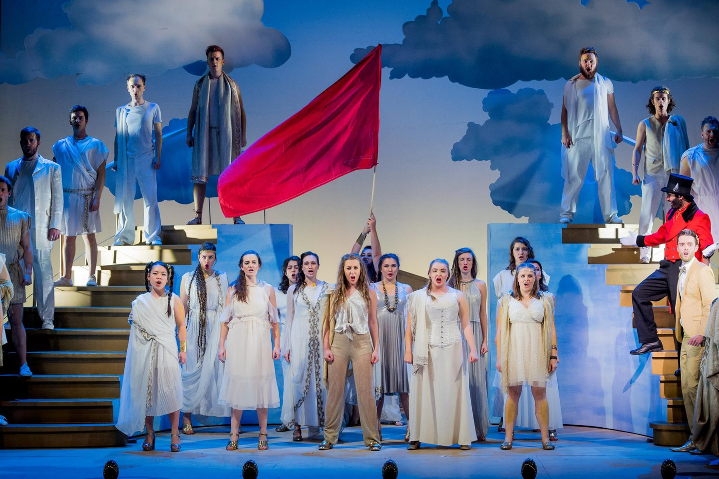 Orpheus aux Enfers - Offenbach - Royal Academy Opera
