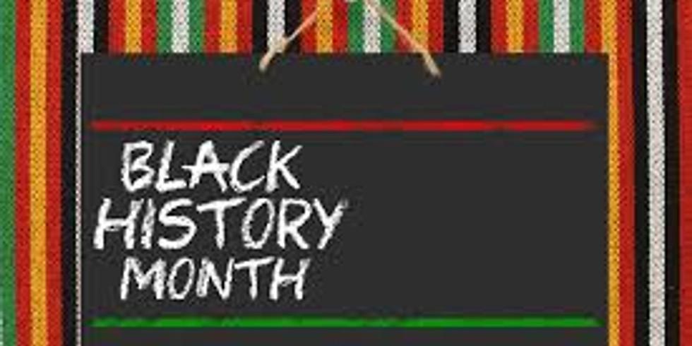 Black History Month Church Service