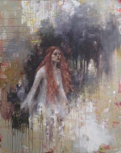 Lady of Shalott (after Waterhouse)