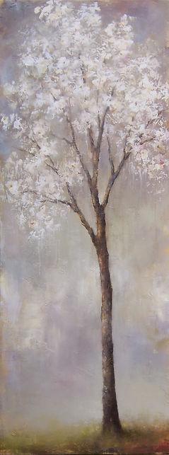 Tree, contemporary landscape
