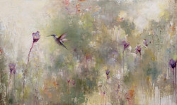 """Wing to Petal, 36"""" x 60"""""""