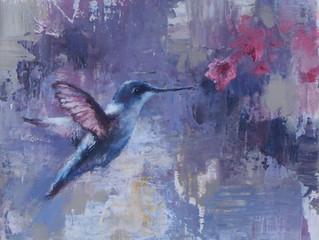Eckhart Tolle on birds...