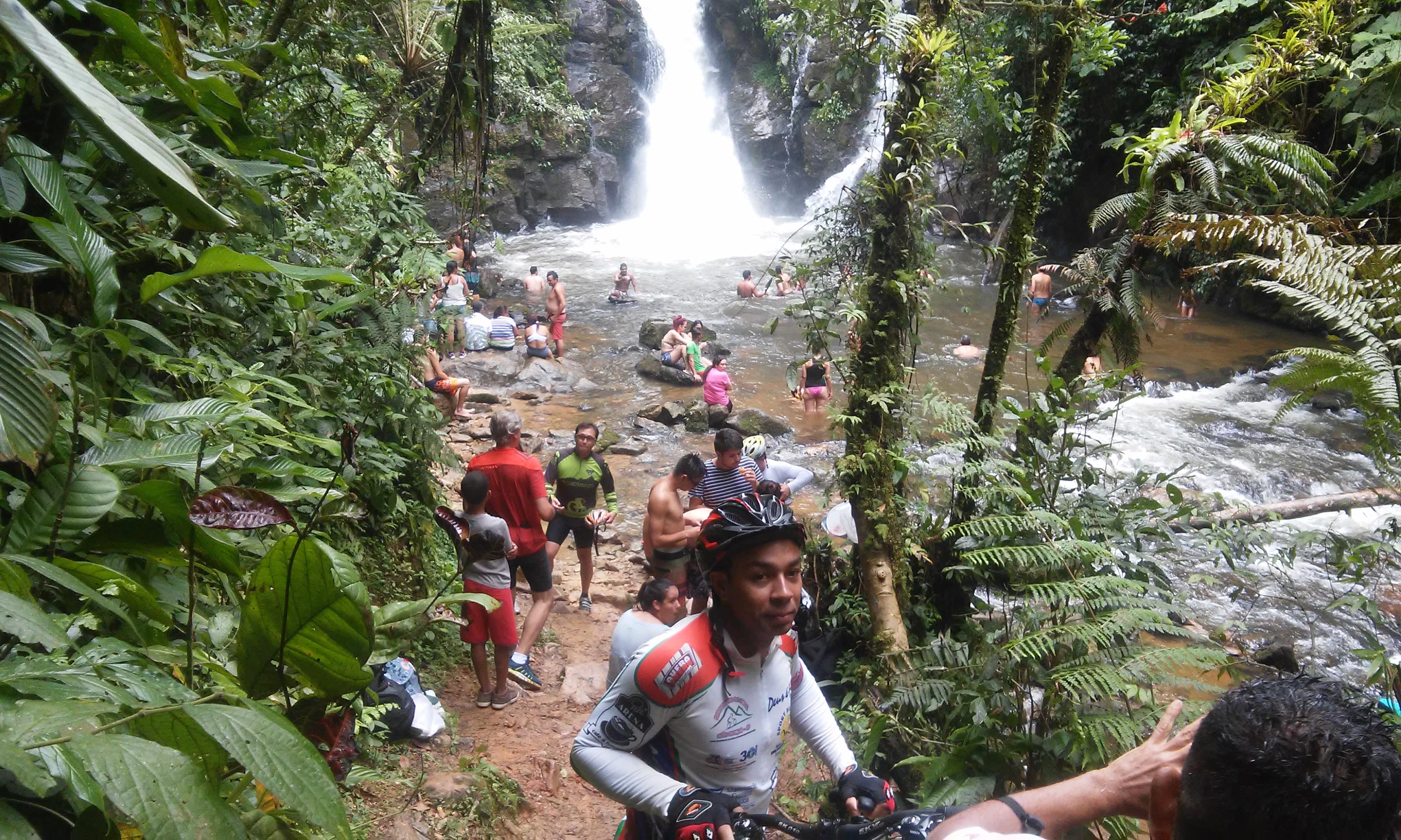 Cachoeira do Chá