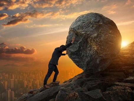 Brain Food...How To Overcome Major Life Setbacks
