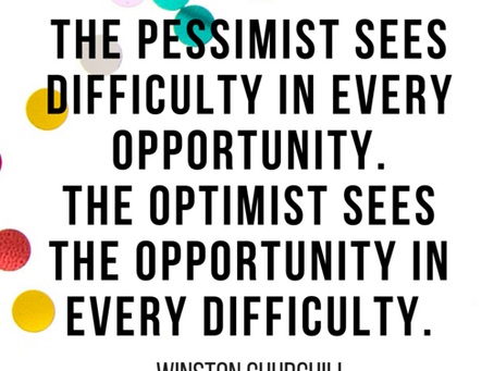 Brain Food...How To Motivate Any Personality: The Difference Between Optimists And Pessimists