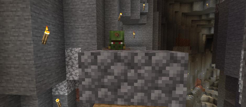 J'ai soigné un villageois zombie !
