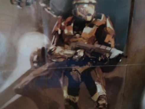 Epée à énergie Halo