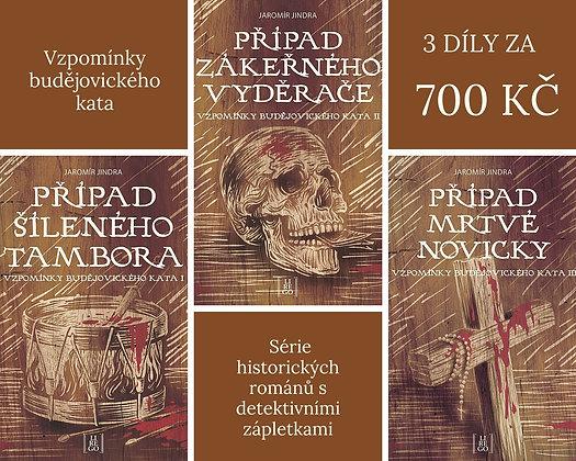 Vzpomínky budějovického kata I. až III.