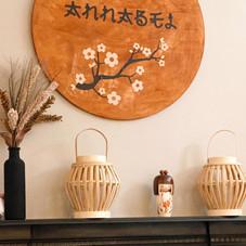 Sushi Japan party bespoke sign