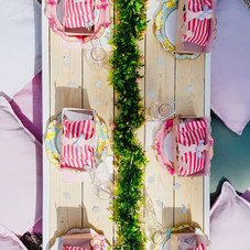 Kids luxe picnic table