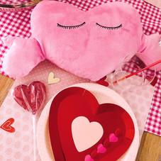 Valentine's Galentine's table