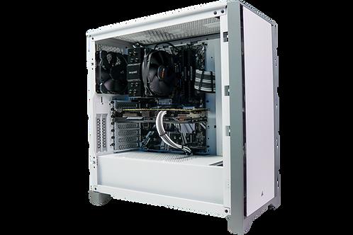 Budget 4000D Gaming PC (Intel i3 9100 + GTX 960)