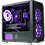 Thumbnail: Mid Range Black/Purple Gaming PC (Ryzen 5 1600 AF + GTX 1650 Super)