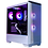 Thumbnail: High End White Gaming PC (Ryzen 5 5600x+RTX 3060)