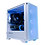 Thumbnail: Mid Range White/Blue Gaming PC (Ryzen 3 3300x +GTX 1070)