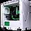 Thumbnail: Budget White/Green Gaming PC (Ryzen 5 1500x + RX 560 4GB)