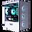 Thumbnail: Mid Range White/Green Gaming PC (Ryzen 5 3500X + GTX 1660 Super)