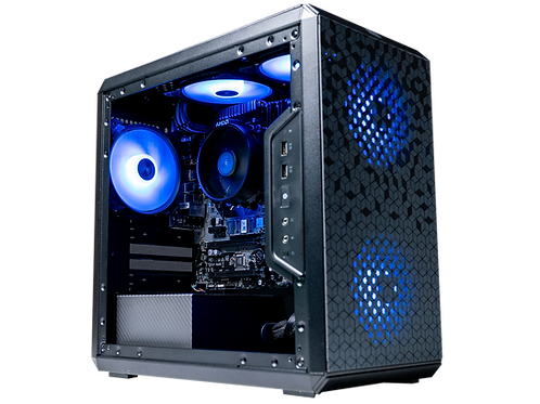 Budget Q300L APU Gaming PC (Ryzen 3 3200G)