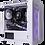 Thumbnail: Mid Range White/Purple Gaming PC (Ryzen 3 3200G + GTX 1650 Super)
