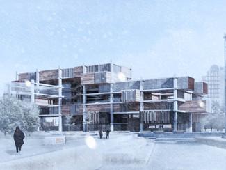 Productive Quay, Nyhamnen Malmö